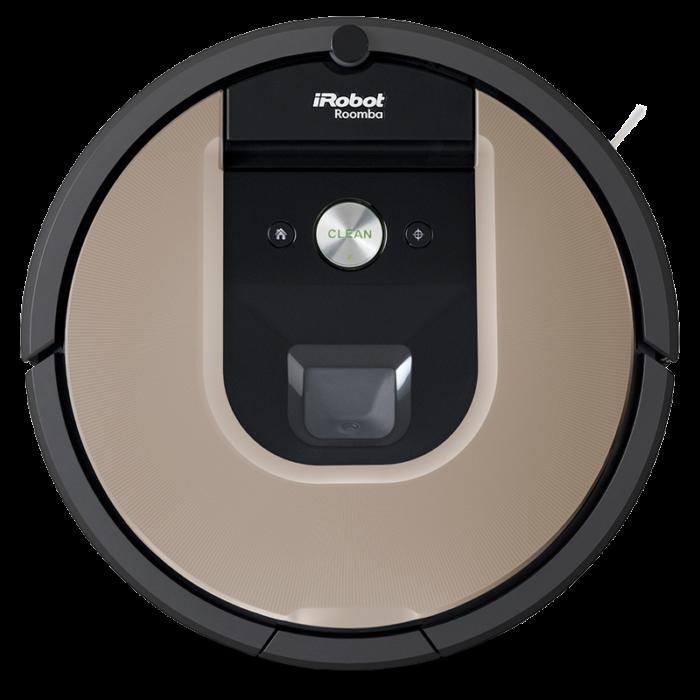 Robotický vysavač iRobot Roomba 966