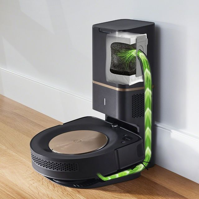 Η υπερσύγχρονη ρομποτική σκούπα Roomba s9+ θα καθαρίσει ολόκληρο το σπίτι, και θα επιστρέψει στη βάση φόρτισης να αδειάσει στην αυτόματη βάση Clean Base.  👉 link in bio Αν δεν είναι από την iRobot®, δεν είναι Roomba® #irobot #irobotgreece #irobotgr #roomba