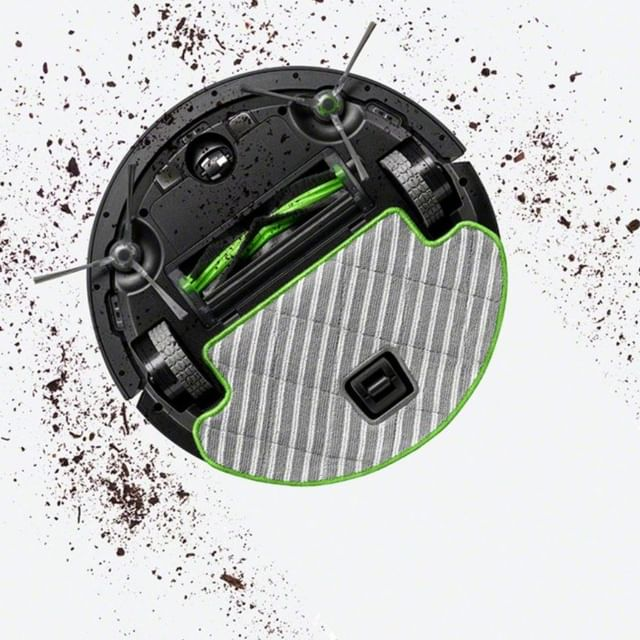 Roomba Combo, μια συσκευή, η οποία λειτουργεί ως ηλεκτρική σκούπα και σφουγγαρίστρα μαζί!  👉 link in bio Αν δεν είναι από την iRobot®, δεν είναι Roomba® #irobot #irobotgreece #irobotgr #roomba